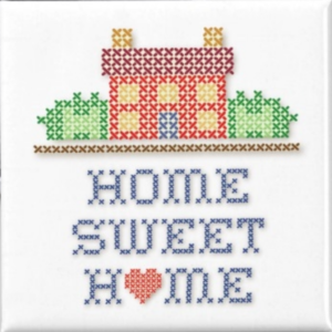 Zazzle.com Home Sweet Home magnet