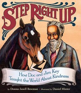 Step Right Up by Donna Janell Bowman